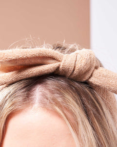 Headband in Undyed Colorganic - Healthy, Sustainable Clothes by Danu Organic