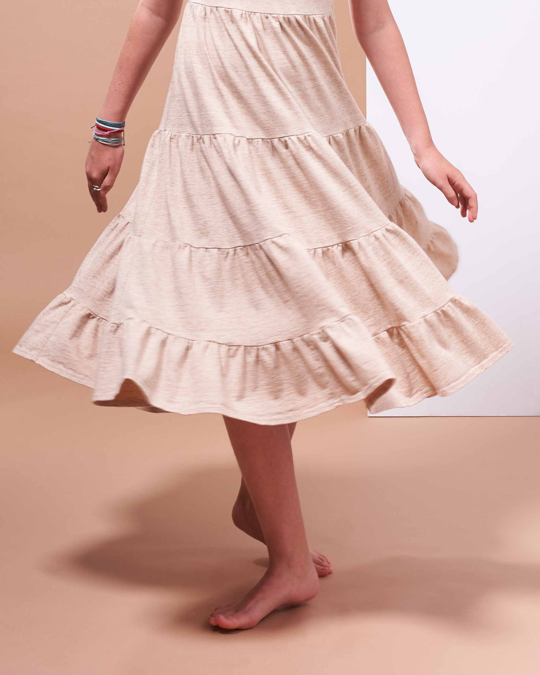 Daydream Twirly Dress - Healthy, Sustainable Clothes by Danu Organic