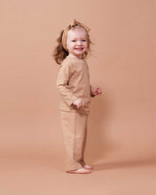 Load image into Gallery viewer, Cozy Pants in Organic Madder Root Red - Healthy, Sustainable Clothes by Danu Organic