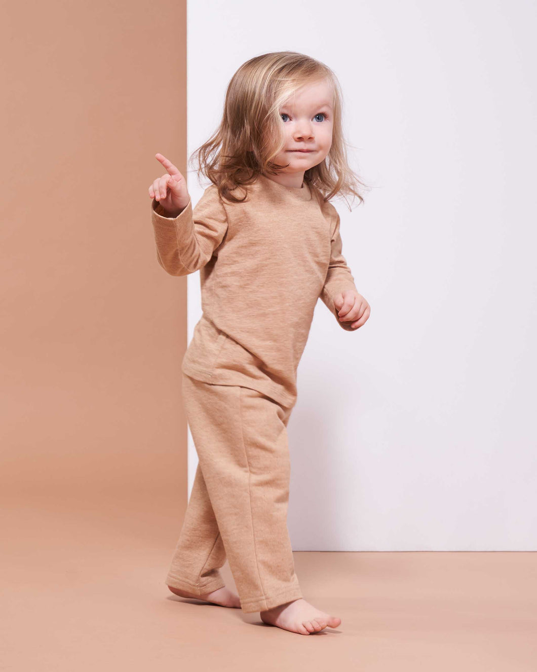 Cozy Pants in Undyed Colorganic - Danu Organic