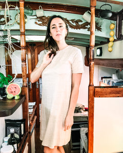 Limited Edition: Meadows Pocket Tee Dress in Colorganic® - Healthy, Sustainable Clothes by Danu Organic