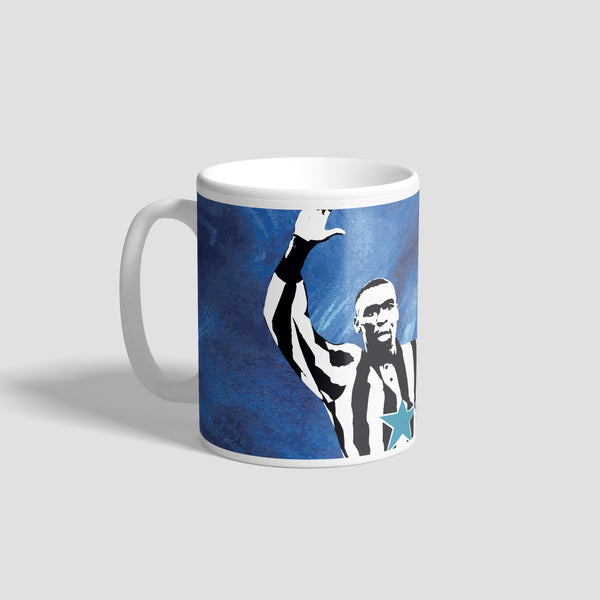 Andy Cole NUFC Geordie Mug