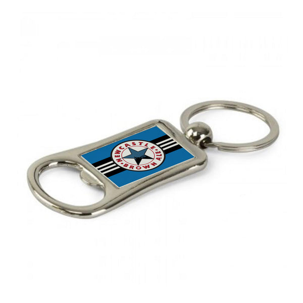 Newcastle Away Shirt 96-97 Geordie Keyring Bottle Opener