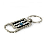 Newcastle Home Shirt 93-95 Geordie Keyring Bottle Opener
