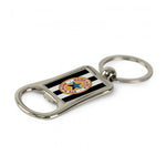 Newcastle Home Shirt 95-97 Geordie Keyring Bottle Opener