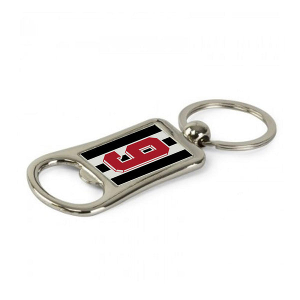 Newcastle Number 9 Geordie Keyring Bottle Opener