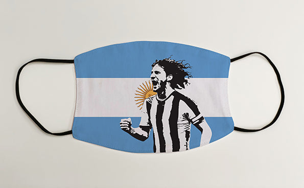 Fabricio Coloccini ARGENTIA NUFC Geordie Face Mask Covering