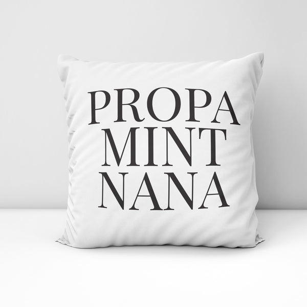 Propa Mint Nana Geordie Cushion