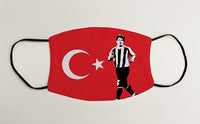 Emre Turkey NUFC Geordie Face Mask Covering