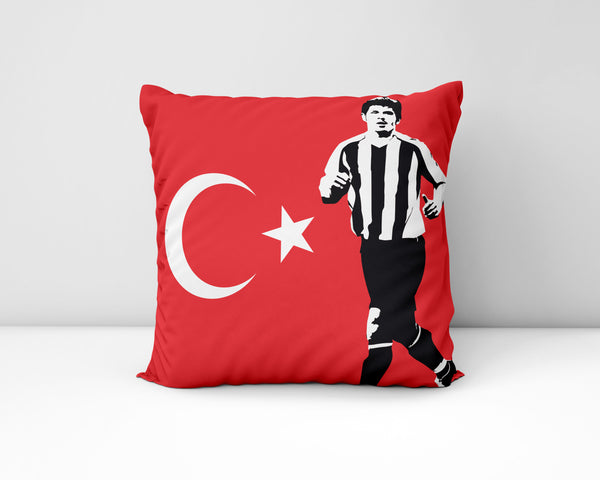 Emre NUFC Geordie Cushion
