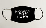 SALE Howay The Lads NUFC Geordie Face Mask Covering