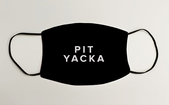 Pit Yacka Geordie Face Mask Covering