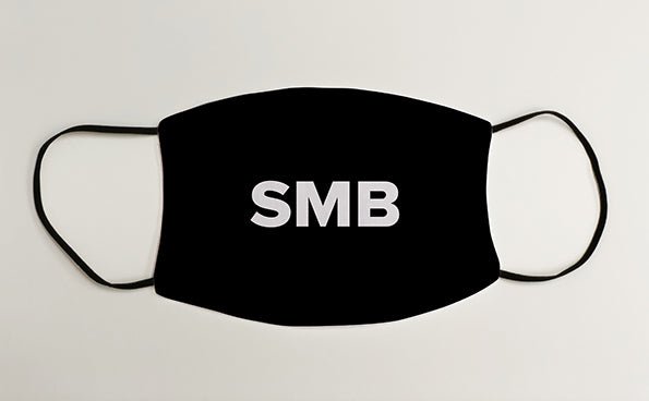 SMB NUFC Geordie Face Mask Covering