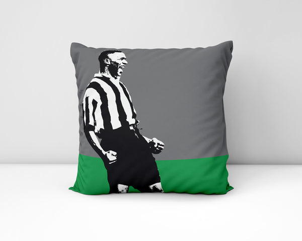 Les Ferdinand NUFC Geordie Cushion
