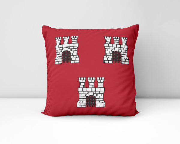 3 Castles Geordie Cushion