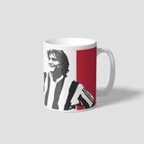 David Ginola France NUFC Geordie Mug