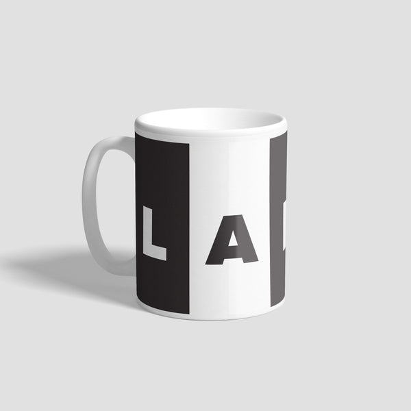 LALAS Lets All Laugh At Sunderland NUFC Geordie Mug