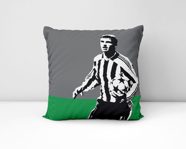 Gary Speed NUFC Geordie Cushion