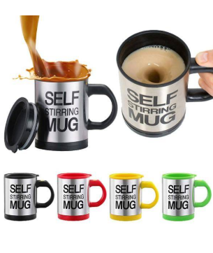 Stylish Durable Self Stirring Mug