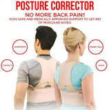 Royal Posture Energizing Back Support for Men & Women