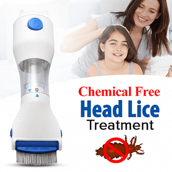 Head Lice Comb, Allergy and Chemical Free Head Lice Treatment