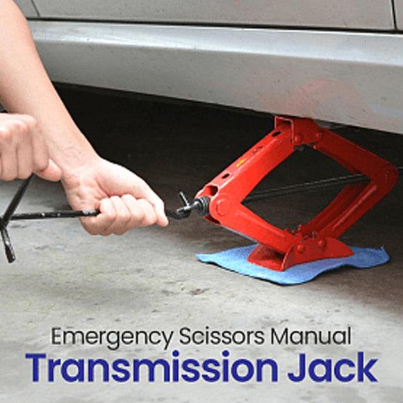 1 Ton Emergency Scissors Manual Jack Repair Tool Kit