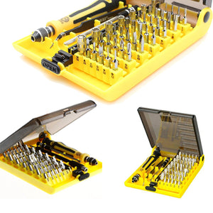 jacckly Professional Tool Kit with Storage Box 0225