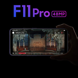 Oppo F11 Pro 6.53 inches64/128GB storage microSD Card Slot (0010)