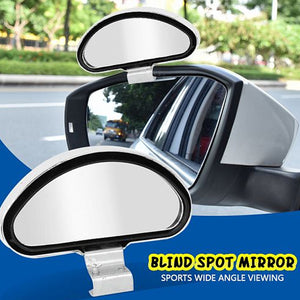 Blind Spot Mirror 3R Adjustable Wide Angle Viewing