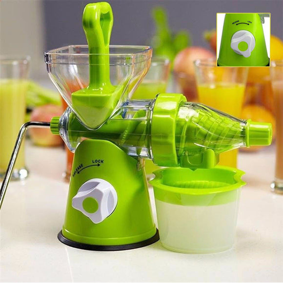 Multi Function Manual Hand Juicer Machine