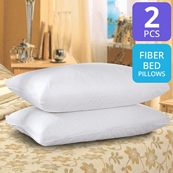 Dream 2 Pcs Fiber bed Pillows