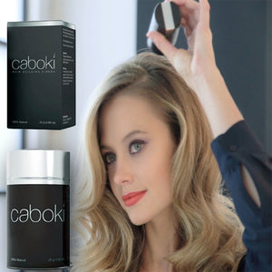 Caboki Hair Building Fibers, LuckyFine Disposable Powder Conceal