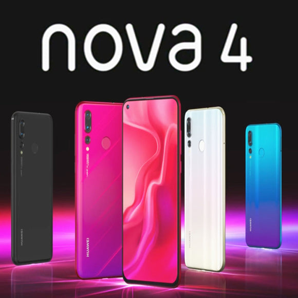Huawei Nova 4 128GB Built-in, 8GB RAM  (1111)