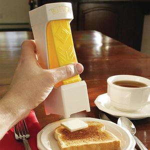 One Click Stick Butter Cutter With Stainless Steel Blade