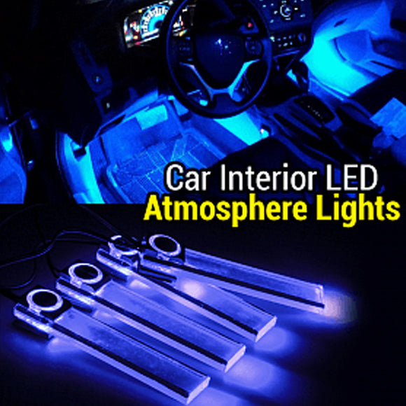 Car Interior LED Atmosphere Lights (1124)
