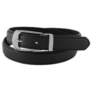 Real Leather Stylish Ladies Belt, Black