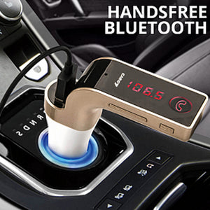 Bluetooth Car MP3 and Charger 0117