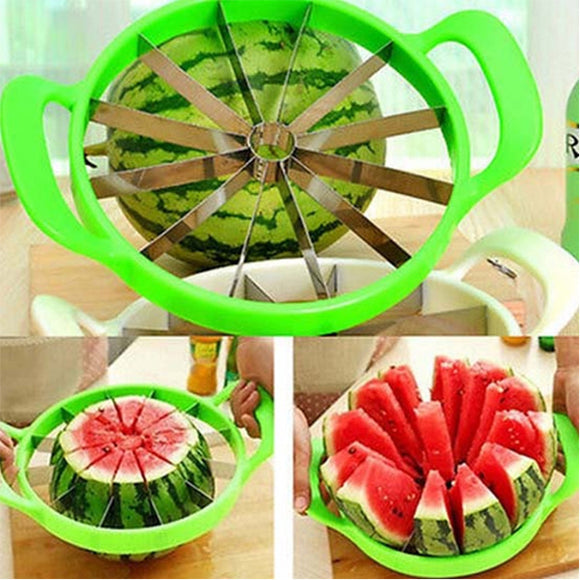 Cuts 12 Uniform Slices Suitable For All Types Of Melons