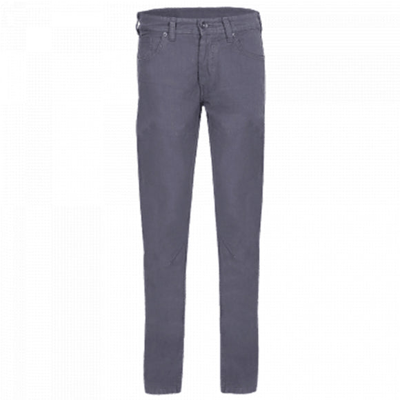 Denim Collection Casual Five Pockets Men's Jeans Steel Grey