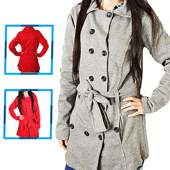 Versatile Design Ladies Winter Coat