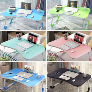 Folding Laptop and Dinner Table Available in 5 color (1111)