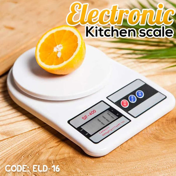 Precision Digital Scales  Kitchen Scales Until 10kg