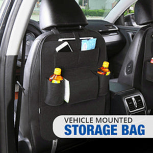 Pack of 2 Back Seat Organizer 0115