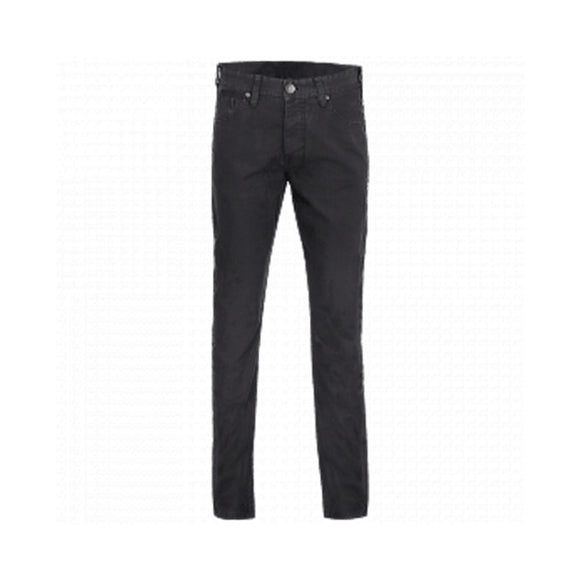 Denim Collection Casual Five Pockets Men's Jeans Black