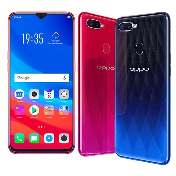 OPPO F9 - 5-Minutes Charge, 2-Hour Talk! (0011)