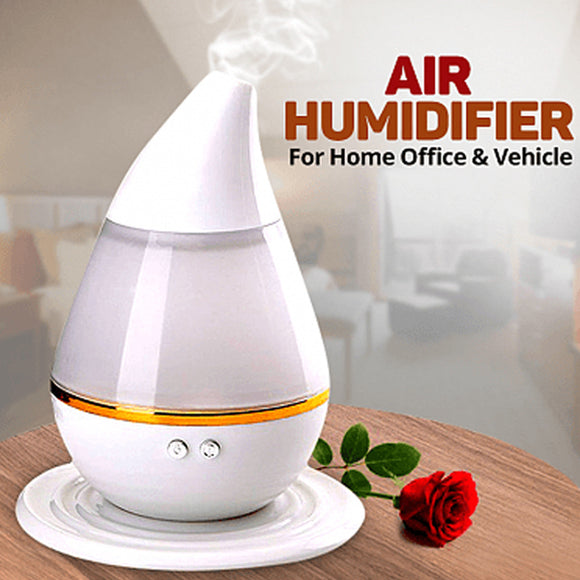 TF Fine Mist Air Humidifier For Home, Office & Vehicle