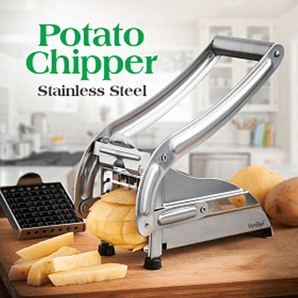 Potato Chipper Stainless Steel