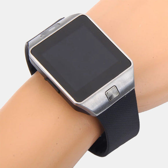 DZ09 Smart Watch Android Sim Card Slot Smartwatch with TF Card Camera (0230)