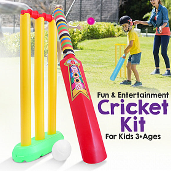 My Cricket Kit Game For Kids 3+Ages