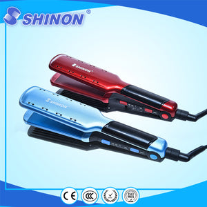 Shinon SH-8089 2in1 Hair Straightener And Crimper 1